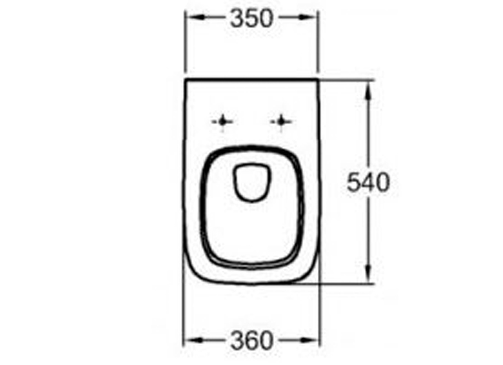 keramag wc sitz renova nr 1 plan weiss mit ohne softclose. Black Bedroom Furniture Sets. Home Design Ideas