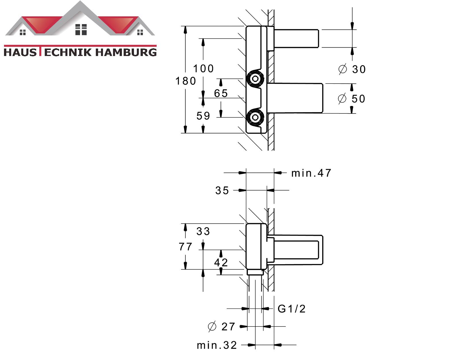 hansa unterputz waschtisch armatur einhebelmischer up wandarmatur sanibel 3001 ebay. Black Bedroom Furniture Sets. Home Design Ideas