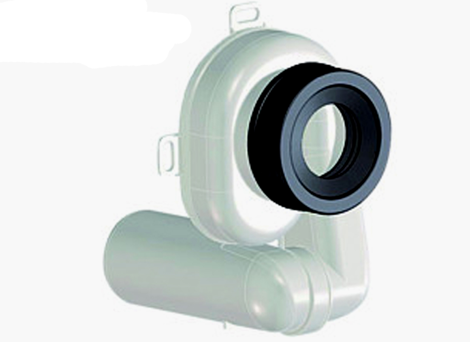 dallmer urinal absaugsiphon hl 430 siphon sifon. Black Bedroom Furniture Sets. Home Design Ideas