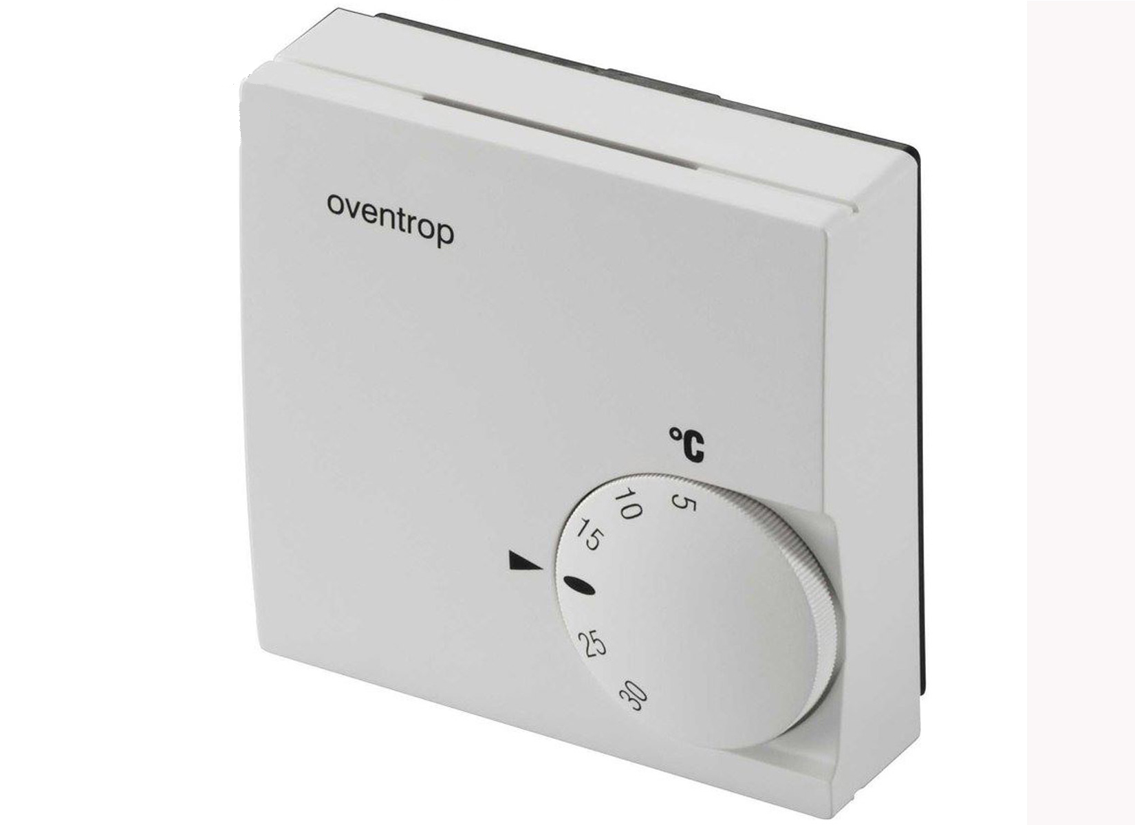 oventrop raumthermostat 24v fu bodenheizung aufputz thermostat bodenheizung ebay. Black Bedroom Furniture Sets. Home Design Ideas